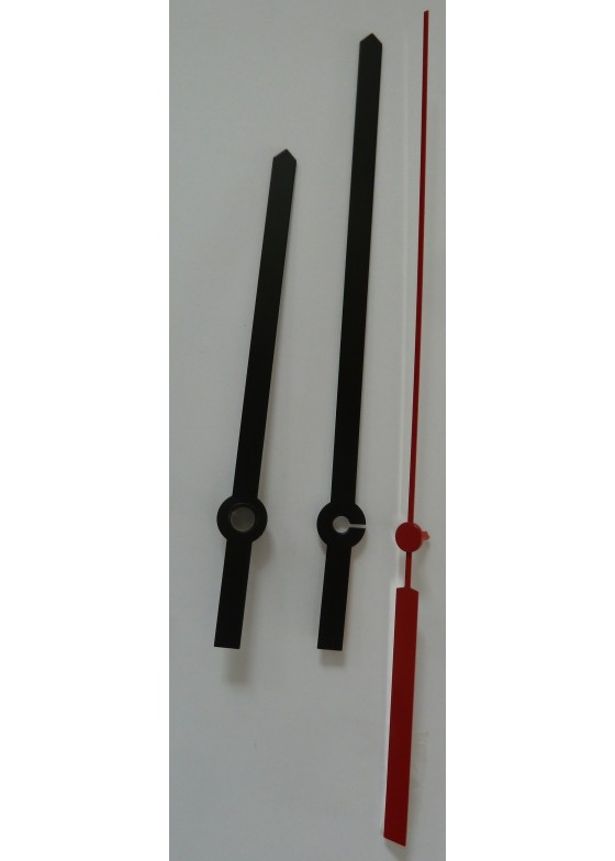 Clock hands for K-FWUTS, dial diameter 40cm