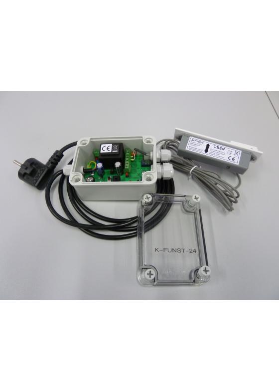 K-FUNST-24, minute pulse master clock, 24V