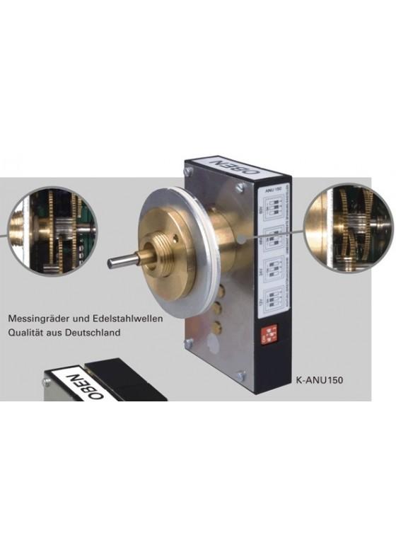 K-ANU150 outdoor clock movement for dial 150cm