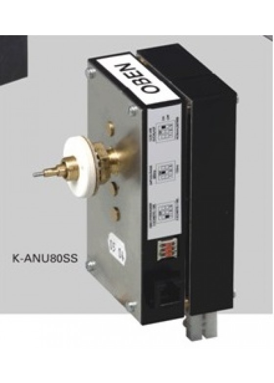 K-ANU80SS outdoor clock movement with second synchronization for dial 80cm