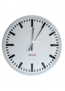 NISTIME analog indoor clock, round,  different variations