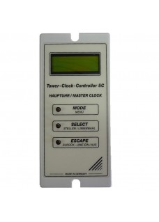 K-TCC5 Master control unit for tower clock