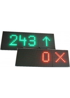 LED Parking display